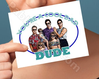 Fathers Day Cards   Full House   Husband Card Gift For Dad Uncle Joey Fathers Day Fathers Gift Son Funny Fathers Day Funny Card For Him Gift