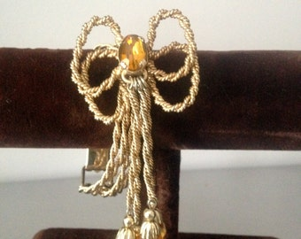1950's Signed Napier Costume Jewelry Braclet