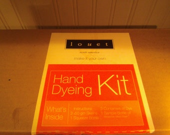 Louett Dyeing Kit Free Shipping