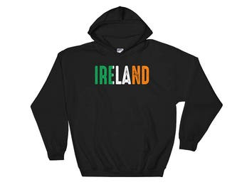 Ireland Hoodie for Saint Partick's Day