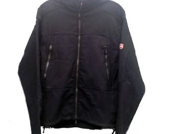 Men's Medium Victorinox Swiss Army Softshell Polartec Jacket