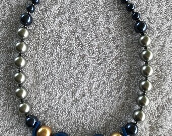 Necklace of Swarovski Beads