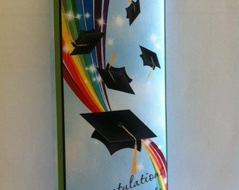 Graduation party favors, graduation candy wrappers, personalized graduation gift, college graduation, class of 2016, high school, grad party