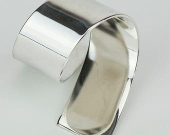 4 - Silver Ribbon Napkin Rings
