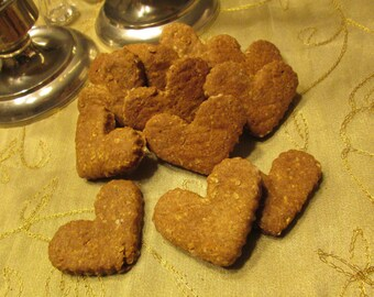 10 tiny Heart Valentine's Day Dog Treats for tiny dog toy breed treats