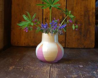 Fade to Neon Vase