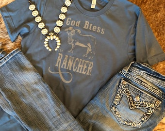 SALE*God Bless the Rancher
