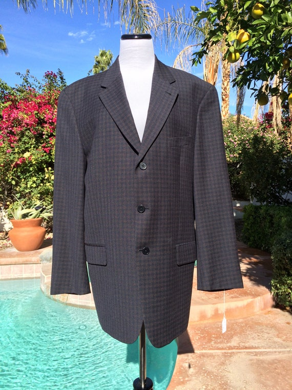 Joseph Abboud  Men's Store Bloomingdales Wool Sports Coat,Size 42R.