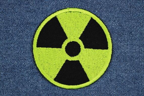 Gamma Ray Radiation Patch 25 Gamma Radiation Patch