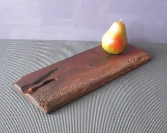 Natural Edge Board - Rustic Board - Serving Rustic  - Walnut Board - Walnut Serving Board - Live Edge Board - Handmade Serving Board