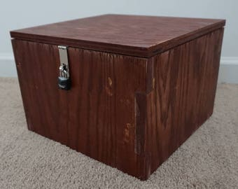 Ammo Chest with Lock