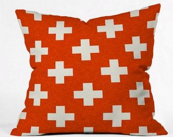 Vermillion Plus Pillow