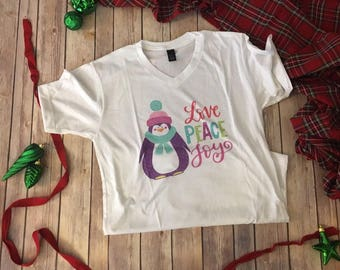 SALE Penguin LOVE
