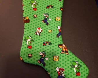 Christmas stocking - Mario - Nintendo
