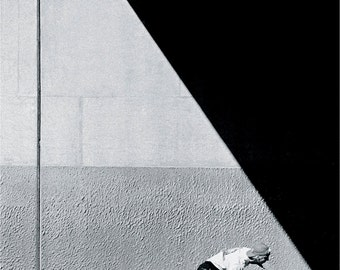 "Skateboarding Photo - Tod Swank - The Push - 18X24"" Skate Photo- Skateboarding"