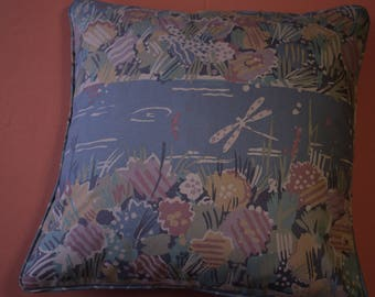 "17"" cushion cover collier Campbell fabric Water Meadow col. 18"