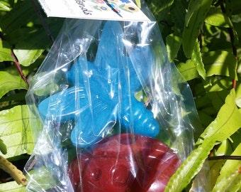 Garden Friends pearberry scented kids' glycerin soap