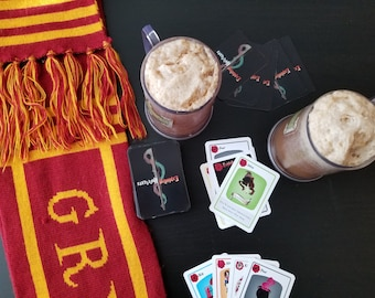Exploding Horcruxes : A Wizarding World Themed Card Game - Potter Gift