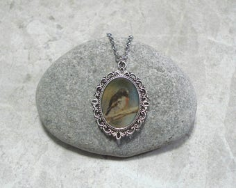 Robin Necklace Pendant Jewelry