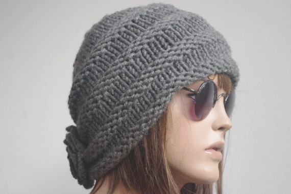 cc41976927a Womens Hats winter hat turban Slouchy Hat gift Chemo hat Women