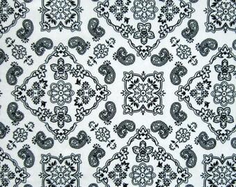Bandana White (Order by Print)