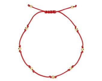 Red Chakra Bracelet