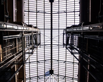Bradbury Building Downtown Los Angeles