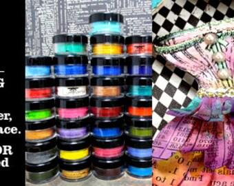 ColourArte/LuminArte Twinkling H2O'S Shimmering Watercolors  MINI 5gm Size Final Sale