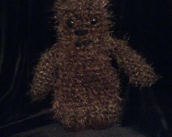 MADE TO ORDER - large Sasquatch Bigfoot doll