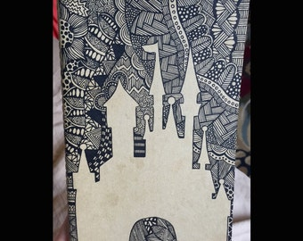 Custom Moleskin Journals