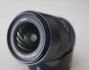 Zeiss Loxia 21mm SonyFull Frame Lense