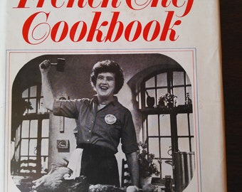 The French Chef Cookbook by Julia Child 1968