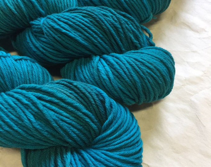 Limited Edition INTENT - tropical turquoise