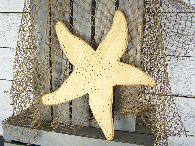 96+ Starfish Home Decor - Beach Decor Wood Flag Nautical Starfish ...