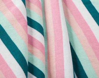 Jersey Fabric Striped Fabric Fabric By The Meter Apparel Fabric Home Decor Fabric Quilting Fabric Upholstery Fabric Craft Supplies