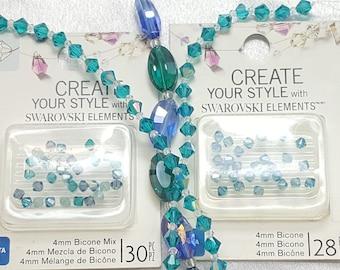 Swarovski meets preciosa bead bundle