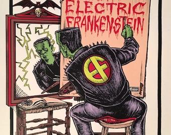 ELECTRIC FRANKENSTEIN Book Signing