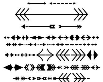 MTF Arrows Font