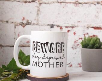 New Mum Gift - Baby Shower - Pregnancy Gift - Mum to Be - Mum Mug - Mummy Gifts - Funny Mug - Mother's Day Gift - Personalised Mug
