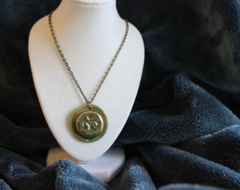 Jewelry, Necklace, Pottery, Handmade