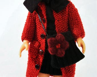 Tutorial coat and Doll accessories