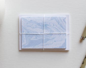 stationary cards, bridesmaid gift, modern stationary, marbled stationary, marble note cards, card set, cute cards, marbled paper, marble