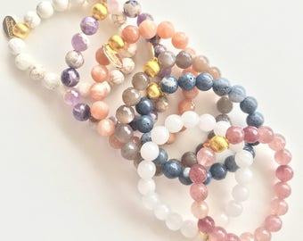 "New Spring 2018 ""JILL"" bracelets"
