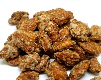 Salted Caramel Roasted Flavored Almonds
