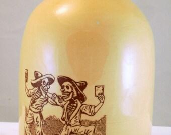 Drinking Buddies jug moonshine whiskey handmade