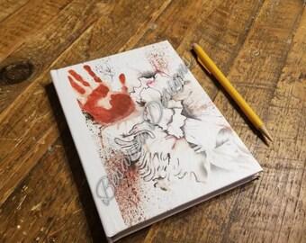 Hardcover sketchbook/journal