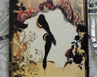 Le Frou Frou Decorative Plaque