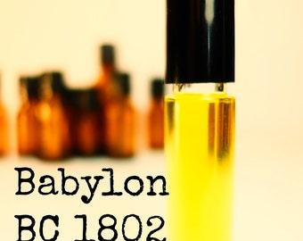Mens Cologne | Mens Perfume | Essential Oil Perfume | Perfume Oil | Gothic Perfume Oils | Natural Perfume Oil | Organic Perfume | Roll On