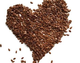 Flax Seeds Eye pillow filler
