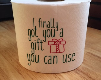 Funny christmas gift etsy christmas gag gift funny christmas gift bachelor party gag gift bachelorette party gag negle Images
